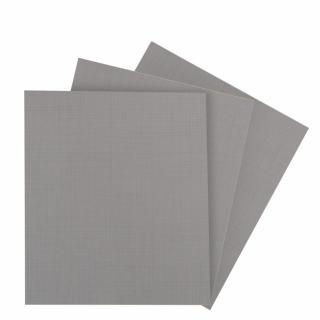 Lot 3 de tablettes BALIOS Larg 48 / Prof 50 cm coloris gris