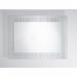 LOTHAL Miroir mural design en verre