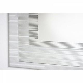 LOTHAL XL Miroir mural design en verre