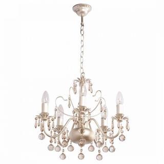 Lustre Mw-Light CLASSIC cristal champagne style classique