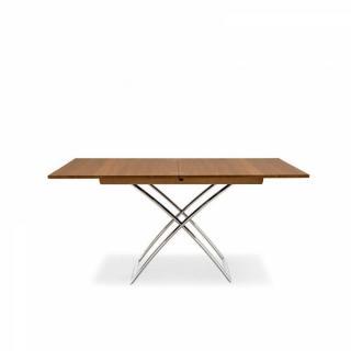 Table basse carr e ronde ou rectangulaire au meilleur - Table extensible et relevable ...