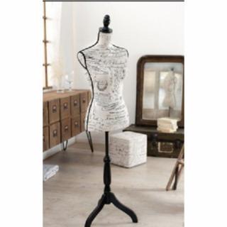 Mannequin de couture buste VALENTINE en lin