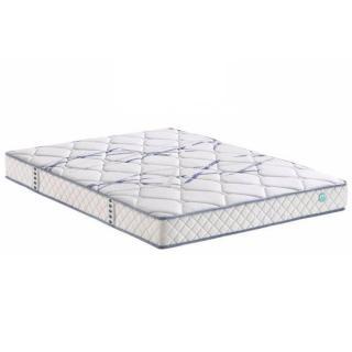 Matelas MERINOS HOMEA 100% latex 3 zones de confort épaisseur 19cm