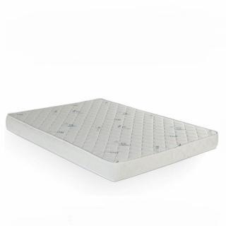 Matelas à mémoire de forme CRESCENDO Silvercare épaisseur 16 cm dont 4 cm 50Kg/m3 pour canapé express 140 cm