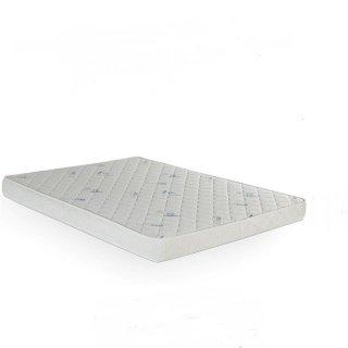 Matelas à mémoire de forme SOTTO Silvercare épaisseur 14 cm dont 2 cm 50Kg/m3 pour canapé express 140 cm