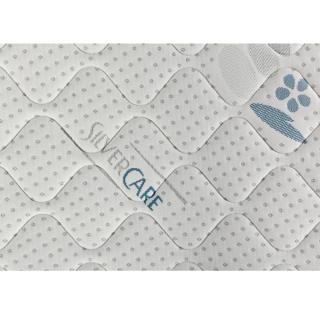 Matelas à mémoire de forme OCTAVA Silvercare épaisseur 22 cm  dont 4 cm 50Kg/m3 pour canapé express 120 cm