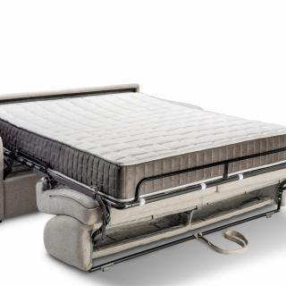 Matelas RESSORTS épaisseur 20 cm pour canapé convertible EXPRESS 160 cm