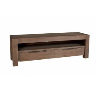 Meuble Tv NINA 1 tiroirs en acacia