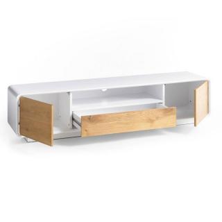 Meubles tv, meubles et rangements, Meuble TV design scandinave TALLY ...