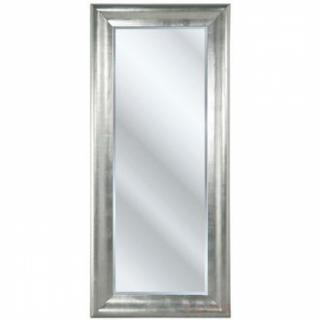 Miroirs meubles et rangements miroir beauty argent for Miroir argente