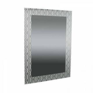 Miroir mural design LYRE