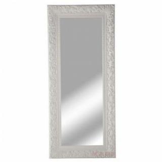 Miroir opulence blanc design