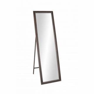 Miroir psyché CASSIE 170 cm en bois de paulownia style campagne