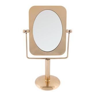 Miroir style rétro psyché PRIS doré