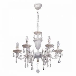 Lustre Mw-Light CLASSIC style classique blanc et or