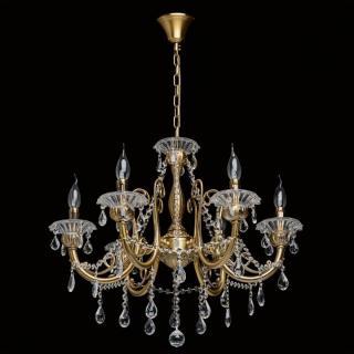 Lustre Mw-Light CLASSIC doré style classique