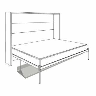 Chaises meubles et rangements bureau int gr l 39 armoire lit inside75 - Armoire bureau integre ...