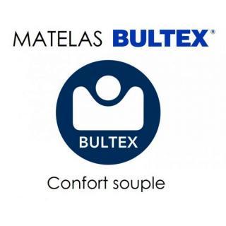 OPTION Matelas 90 * 190 cm BULTEX I NOVO 100 épaisseur 19 cm
