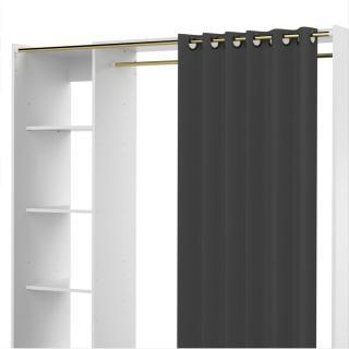 canap s convertibles ouverture rapido pix dressing extensible blanc rideau anthracite avec. Black Bedroom Furniture Sets. Home Design Ideas