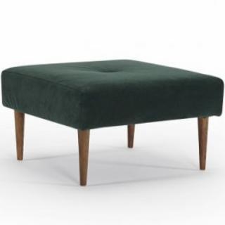 INNOVATION LIVING  Pouf design RECAST PLUS Velvert Green.