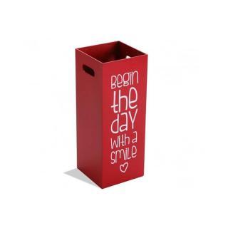 Porte parapluie LOVER rouge