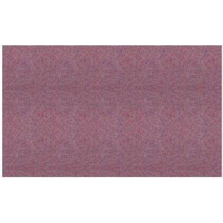 Pouf convertible LOUNGE en tissu laine rose  SOFTLINE