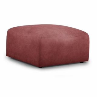 POUF pour Canape MOVE tissu Rouge