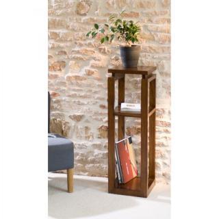 Sellettes/gueridons, tables et chaises, Sellette guéridon 2 niches ...