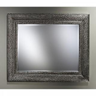 SHERWOOD Miroir mural design en verre argent