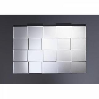SIDEWALK Miroir mural design en verre