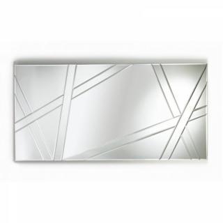 SIGHT Miroir rectangulaire en verre biseauté