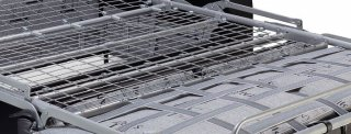 Canapé express 160 cm SOFIA EDITION Cuir et PU Cayenne blanc matelas 16 cm