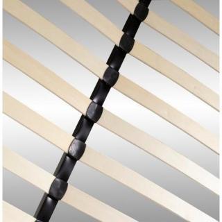 sommiers au meilleur prix sommier cadre m tal 2x14 lattes couchage 120 190 cm inside75. Black Bedroom Furniture Sets. Home Design Ideas