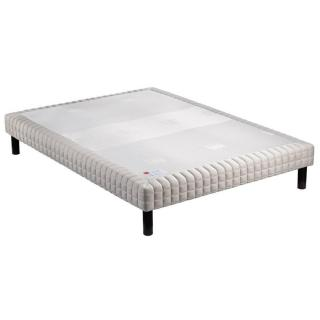 EPEDA Sommier tapissier confort médium 3 zones