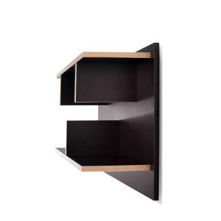 biblioth ques tag res meubles et rangements temahome bern pm bibliotheque tag re murale bois. Black Bedroom Furniture Sets. Home Design Ideas