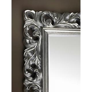 miroirs meubles et rangements stream miroir mural design en verre et cadre sculpt inside75. Black Bedroom Furniture Sets. Home Design Ideas