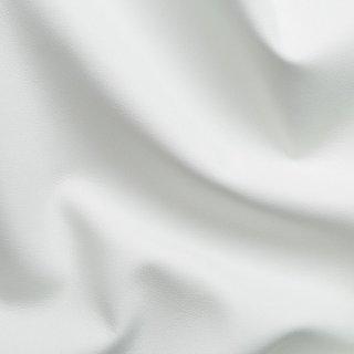 Canapé lit express SUN ELITE polyuréthane blanc cassé sommier lattes 140cm assises et matelas 16cm  mémoire de forme