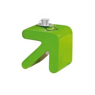 Table d'appoint design ERATI verte