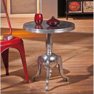 Table d'appoint NIME en aluminium