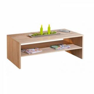 Table basse ABSOLUTO en bois chene