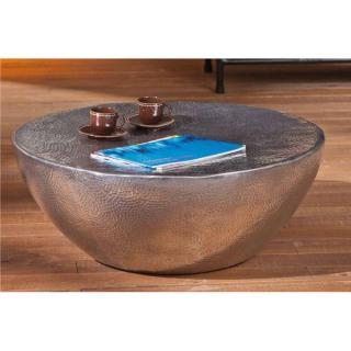 Table basse design PELAS en aluminium
