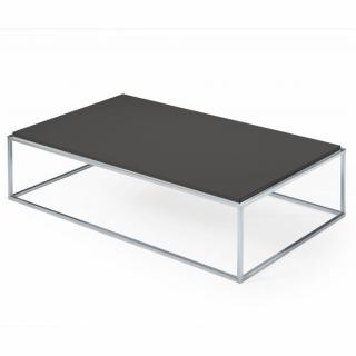 Table basse rectangle MIMI Gris ardoise