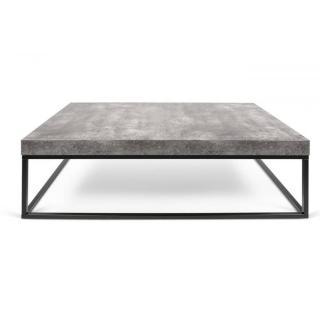 table basse PETRA effet béton