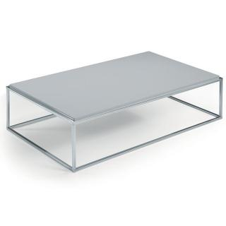 Table basse MIMI rectangle grise