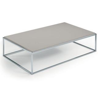 Table basse MIMI rectangle taupe
