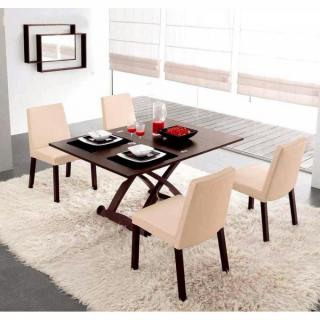 stunning table basse relevable italienne images. Black Bedroom Furniture Sets. Home Design Ideas