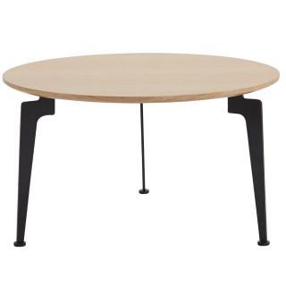 INNOVATION LIVING  Table basse design scandinave LASER taille L chêne
