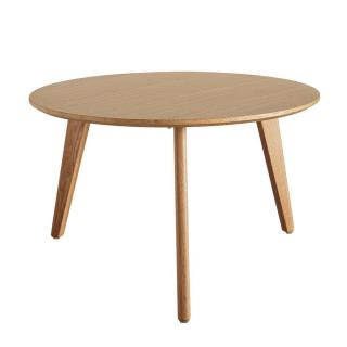 INNOVATION LIVING  Table basse design scandinave NORDIC taille L coloris chêne clair
