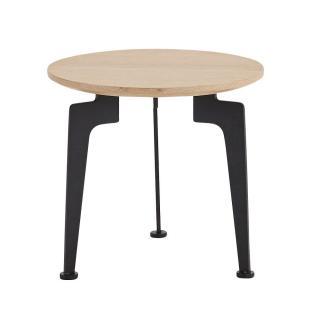 INNOVATION LIVING  Table basse design LASER taille S chêne