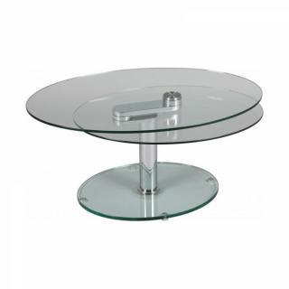 table basse carr e ronde ou rectangulaire au meilleur prix table plateaux pivotants splash. Black Bedroom Furniture Sets. Home Design Ideas